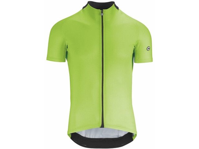 assos Mille GT Maillot Manga Corta Hombre, visibility green